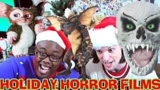 7 Holiday Horror Movies - Black Nerd Christmas