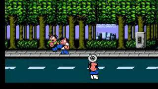 Let's play River City Ransom co-op 02
