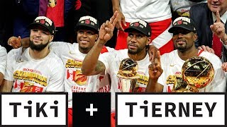The Warriors' Dynasty Is Over! | Tiki + Tierney