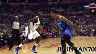 NBA nasty crossovers and ankle breakers