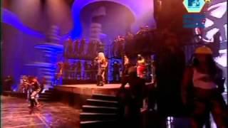 Christina Aguilera - Dirrty Live @ MTV EMA 2002