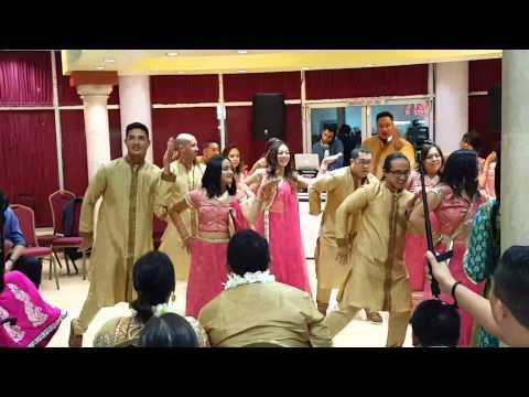 MJ Sangeet Bridal Party Dance