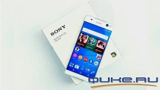 Обзор Sony Xperia C5 Ultra ◄ Quke.ru ►