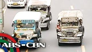 TV Patrol: Transport strike sa Lunes, kasado na