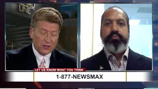 The Hard Line | Oz Sultan discusses Hillary's email problems and Trump