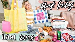 BLACK FRIDAY HAUL 2018! | Aspyn Ovard