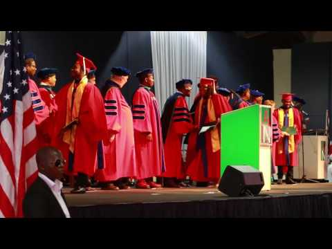 American University of Nigeria 9th Commencement Announcement