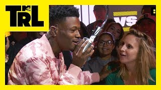 DC Young Fly & A TRL Fan Roast Each Other In A Rap Battle! | Weekdays at 3:30pm | #TRL