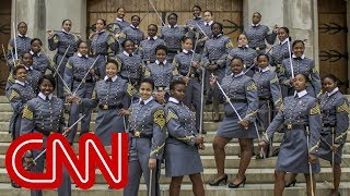 West Point 2019 class just made history