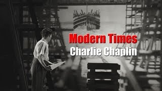 Charlie Chaplin Working at a Shipyard (clip from Modern Times)