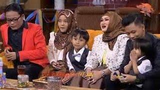 Ini Talk Show Rizky Febian & Sule Nangis malah diketawain penonton di acara ulang tahun rizky febian