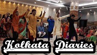 Dance Performance // Kolkata Diaries // #VLOG KOLKATA