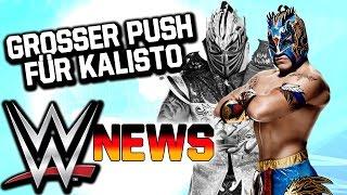 Push für Kalisto, Johnny Mundo im Rumble Match | WWE NEWS 02/2016