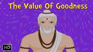 Jataka Tales - Elephant Stories - The Value of Goodness - Moral Stories for Kids