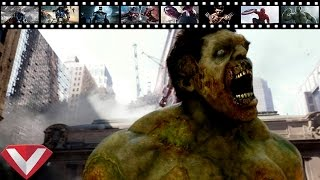 [J - Vreview] Những Nhân Vật Trong Vũ Trụ Marvel Đã Từng Bị Hulk Ăn Thịt
