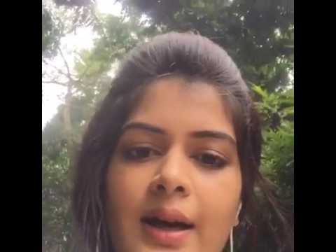 Madhumita Chakraborty Live for all His Friends || See What happen ?
