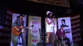 5.27.15 ~ Better Than You Left Me ~ Mickey Guyton