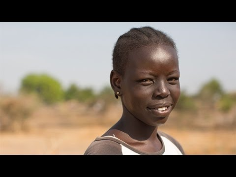 SARAH - South Sudanese refugee, now in refugee camp in Northern Uganda