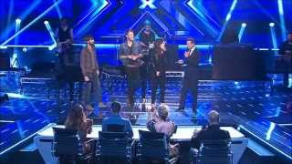 Lady Antebellum - 'Need You Now' - The X Factor Australia 2012, Episode 18