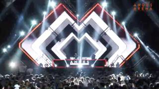 Sunnery James & Ryan Marciano live at Andes All Ages - Andes Arena 2016