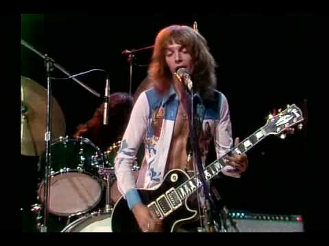 Peter Frampton Do You Feel Like We Do Midnight Special 1975 FULL Video Clip