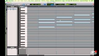 Pro Tools for Beginners Tutorial - Part 5 - MIDI Recording