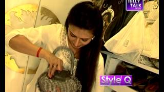 Ishita Aka Divyanka's Enormous Bags & Shoes Collection