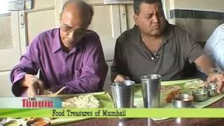 Food Treasures of Mumbai - Authentic South Indian Food