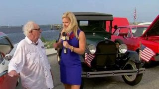 Anna Kooiman reports from a classic car show in NC