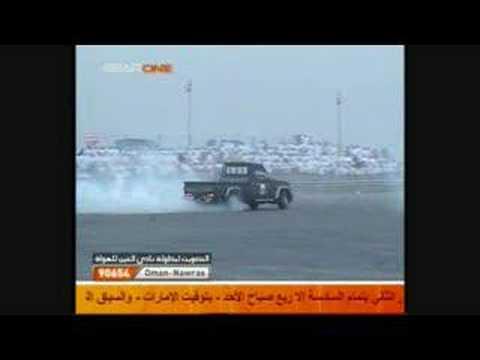 استعراض بطولة الخليج حلبة العين