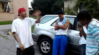 Mini Thin Destroys Dude In A Rap Battle...