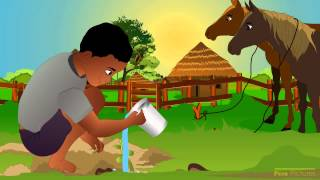 Save Forest - Award Winning Animated Social Awareness Film - Must Watch - Redpix Short Films