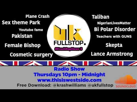 Xxx Mp4 Krash Rap News 3 Pakistan Sex Theme Park Skepta Lance Armstrong 29 01 2015 UK FULLSTOP 3gp Sex