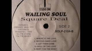 Wailing Souls - Where Is The Love