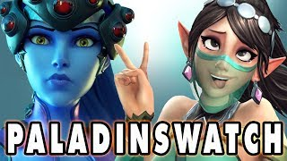 Top 5 Things Paladins did Better/Worse than Overwatch