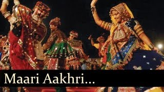 Maari Aakhri - Dandiya - Superhit Gujarati Garba Songs - Jitin - Amit