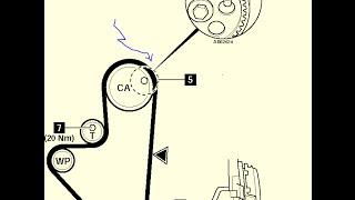 calage moteur essence 4 cylindres (en français) mise au point- MECANIQUE MOKHTAR tunisie