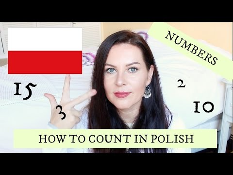 Xxx Mp4 HOW TO COUNT IN POLISH NUMBERS ItsEwelina 3gp Sex
