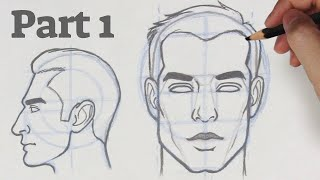 How to Draw Faces from any Angle | Part 1