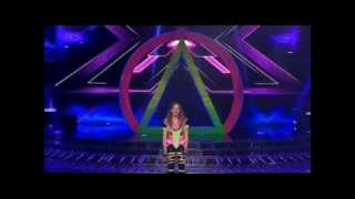 Samantha Jade: UFO - Live Show 7 - The X Factor 2012 - Top 6  (FULL)