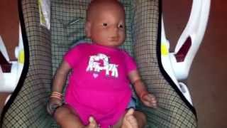 Fake baby for a high school class