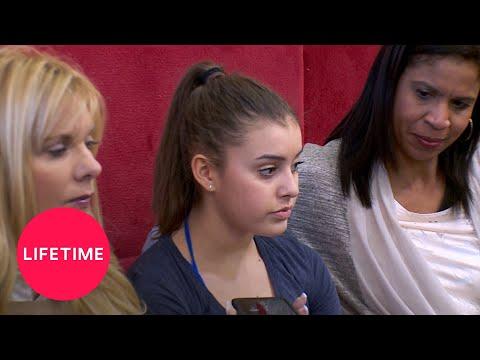 Dance Moms Kalani Needs Her Mom Season 6 Flashback Lifetime