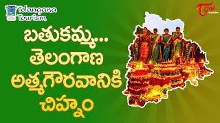 Bathukamma Is Symbol Of Telangana