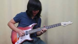 Starry Night  Joe Satriani Cover By Jack Thammarat