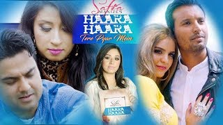 OFFICIAL VIDEO |SAFIA MANIZE's HAARA HAARA Tere Pyar Mein Singer RAJA KAASHEFF ft.RUBAYYAT JAHAN