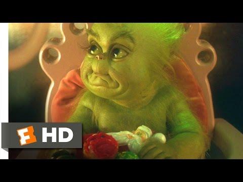 Xxx Mp4 How The Grinch Stole Christmas 2 9 Movie CLIP Baby Grinch 2000 HD 3gp Sex
