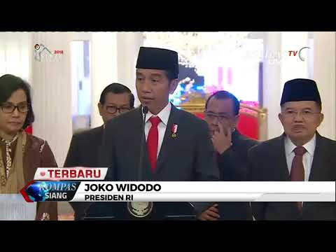 Xxx Mp4 Jokowi Umumkan Kenaikan THR Bagi PNS TNI Polri Pensiunan 3gp Sex