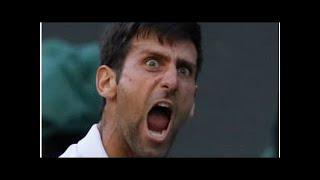 Booed Djokovic slams crowd