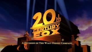 20th Century Fox logo with The Walt Disney Company byline