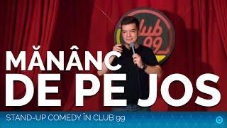 Toma stand-up Club 99 - Cartofi prăjiți și veveriță